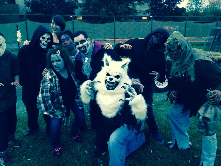 Haunted Hay Ride Pennsauken Township New Jersey